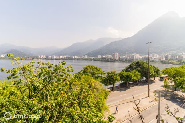 Imagem do imóvel ID-27800 na Avenida Epitácio Pessoa, Lagoa, Rio de Janeiro - RJ