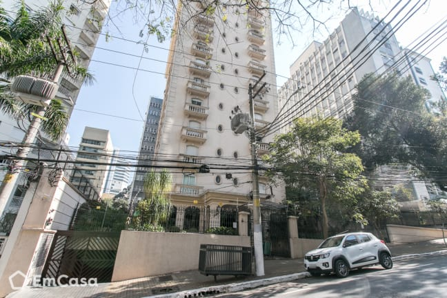 Imagem do imóvel ID-30560 na Rua da Consolação, Cerqueira César, São Paulo - SP