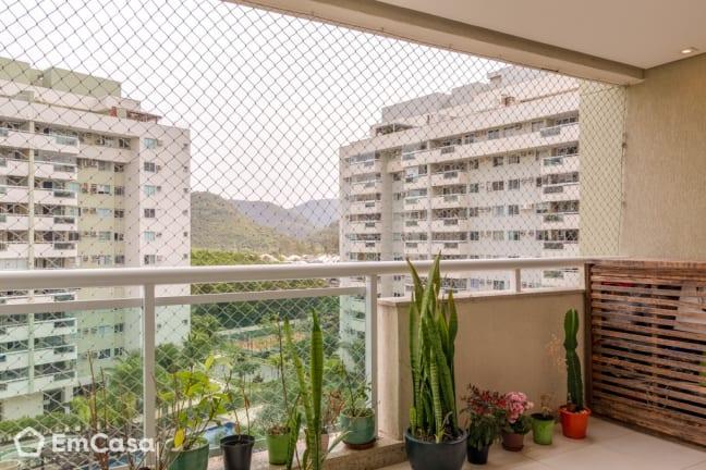 Imagem do imóvel ID-32636 na Avenida Di Cavalcanti, Barra da Tijuca, Rio de Janeiro - RJ