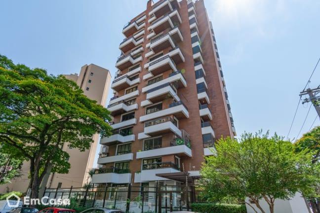 Imagem do imóvel ID-33990 na Avenida Miruna, Indianópolis, São Paulo - SP