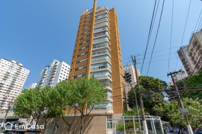 Imagem do imóvel ID-32710 na Avenida Ibijaú, Indianópolis, São Paulo - SP