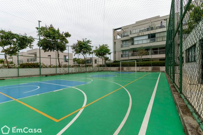Imagem do imóvel ID-34179 na Rua Omar Bandeira Ramidan Sobrinho, Recreio dos Bandeirantes, Rio de Janeiro - RJ