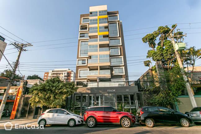 Imagem do imóvel ID-30775 na Rua Fradique Coutinho, Pinheiros, São Paulo - SP
