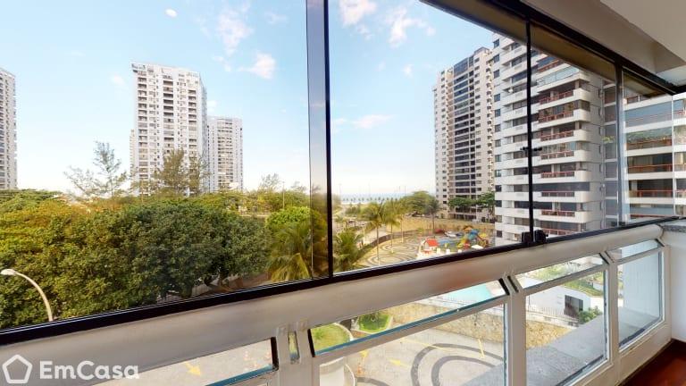 Imagem do imóvel ID-28231 na Avenida Ayrton Senna, Barra da Tijuca, Rio de Janeiro - RJ