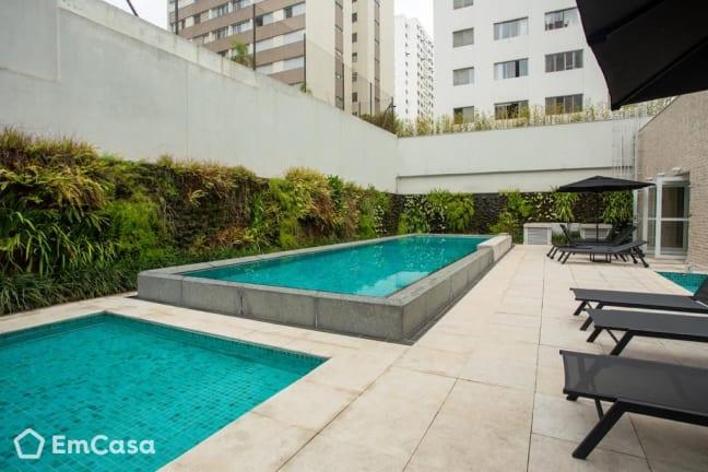 Imagem do imóvel ID-33076 na Rua Gaivota, Indianópolis, São Paulo - SP