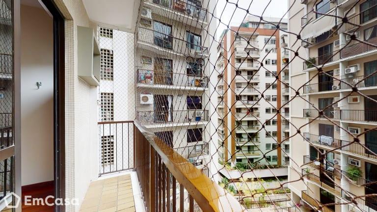 Imagem do imóvel ID-34058 na Rua Pio Correia, Jardim Botânico, Rio de Janeiro - RJ