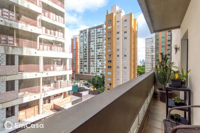 Imagem do imóvel ID-32957 na Avenida Ibijaú, Indianópolis, São Paulo - SP