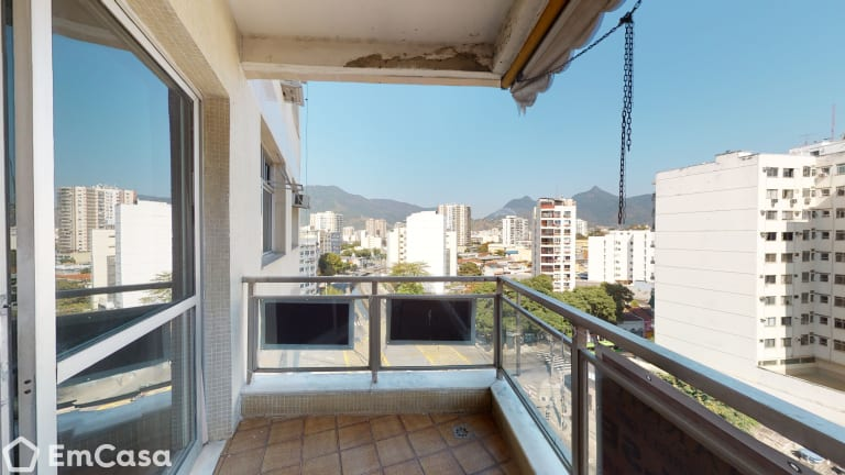 Imagem do imóvel ID-31035 na Rua Conselheiro Olegário, Maracanã, Rio de Janeiro - RJ