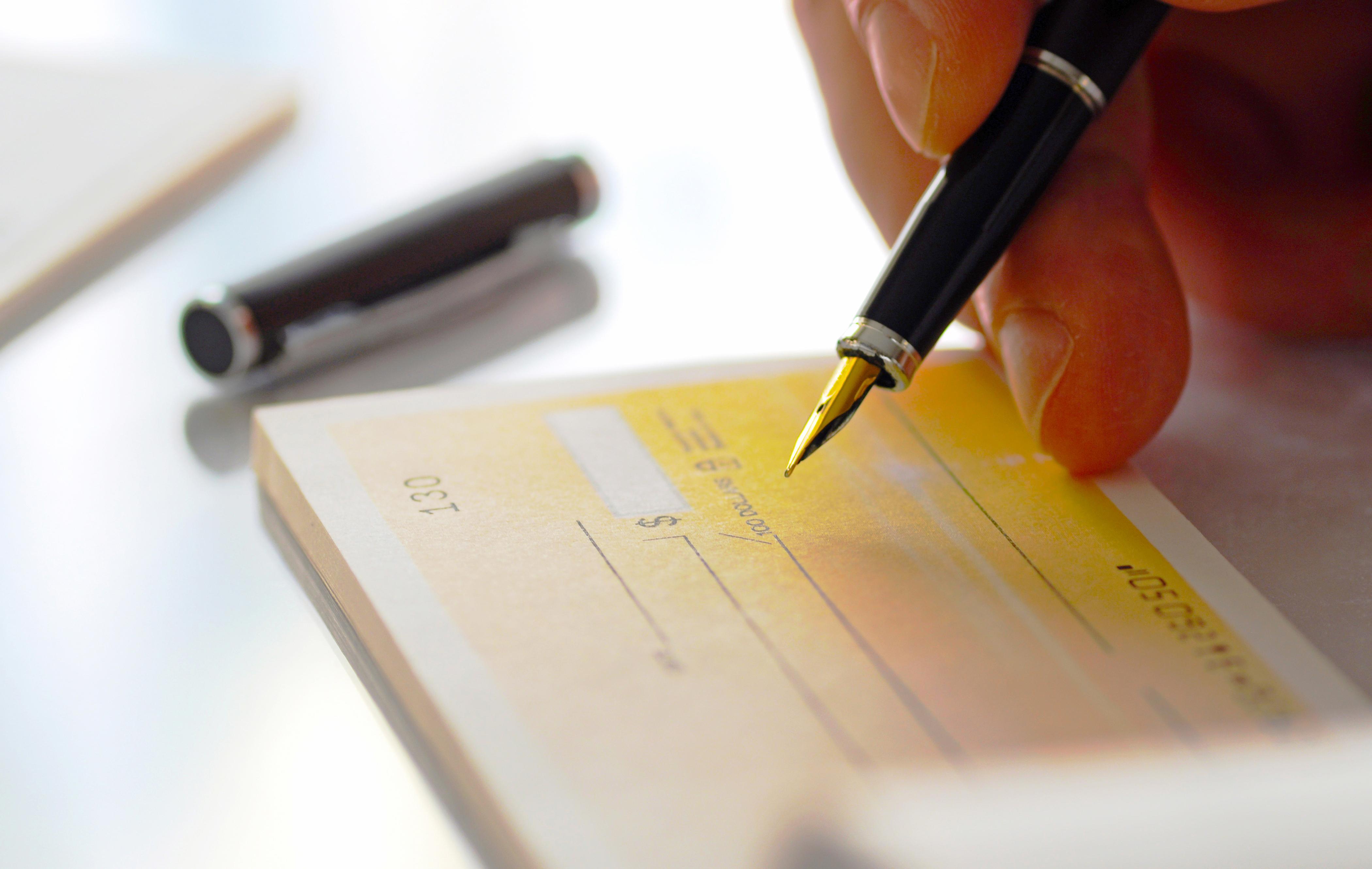 Cheque administrativo