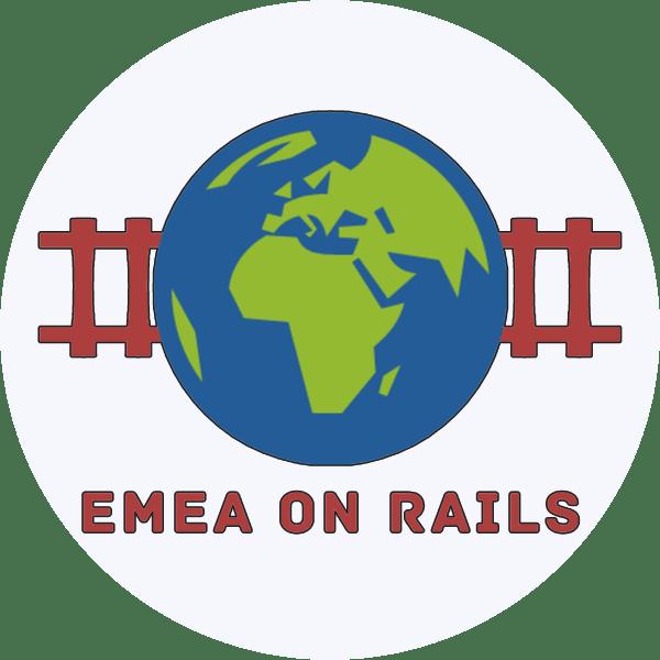 EMEA on Rails logo