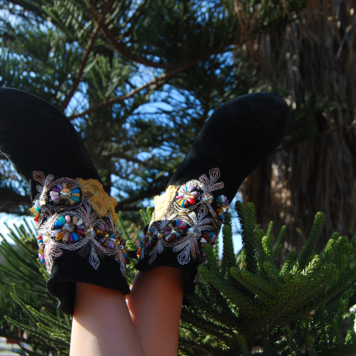 Colección: Petra con botas