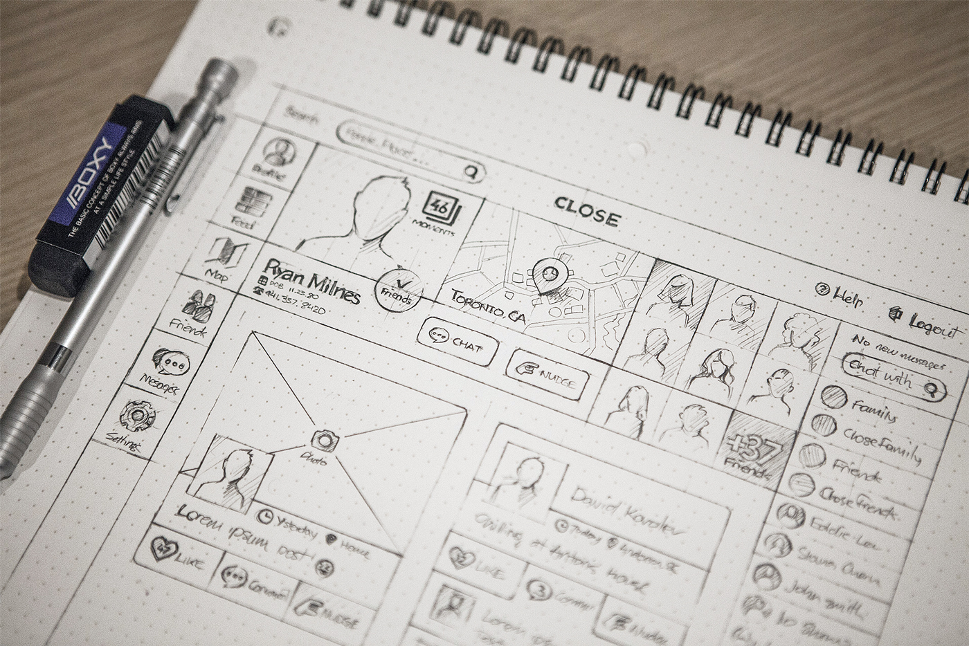 Develop your product twice as fast ...with a sheet of paper