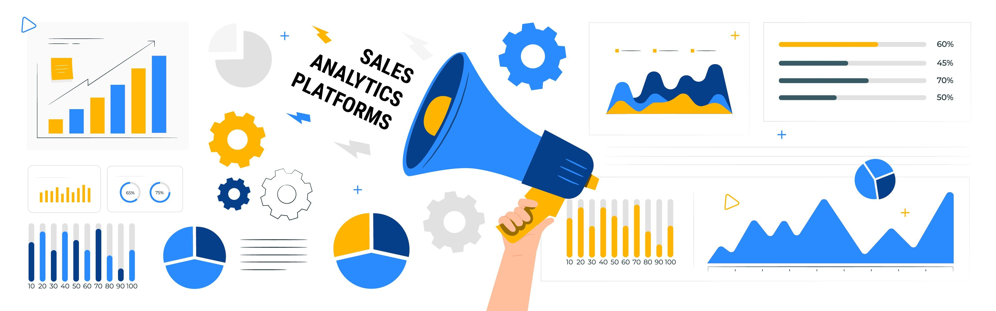 Path Towards Business Success with Sales Analytics Platforms