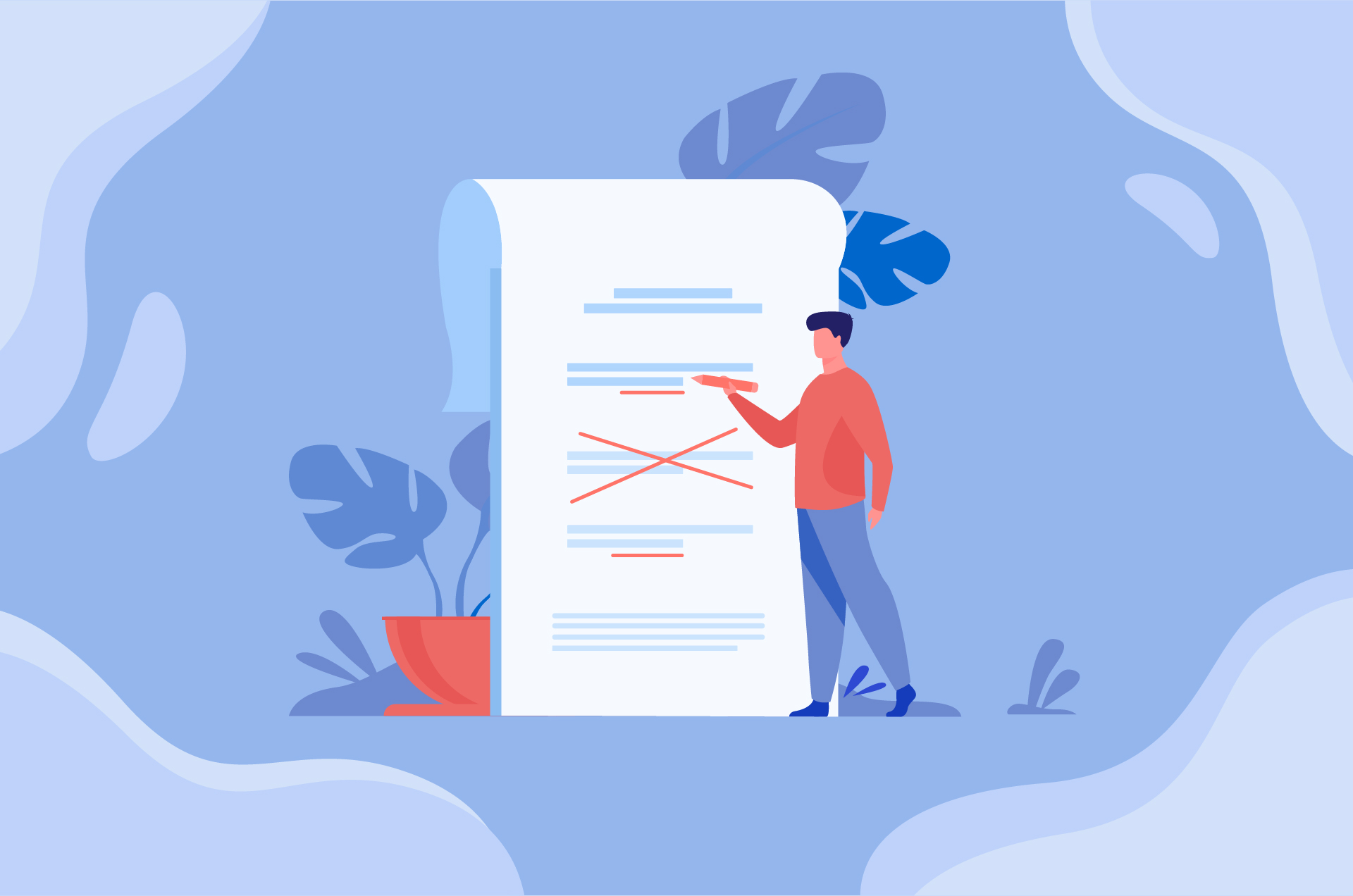 what should be in an RFP