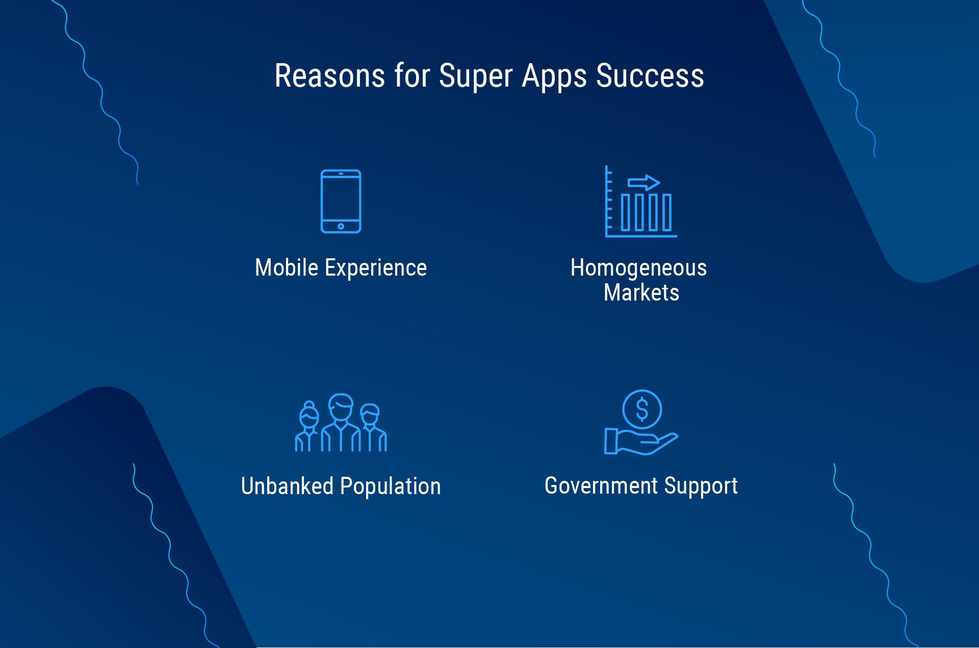 reasons for super app success