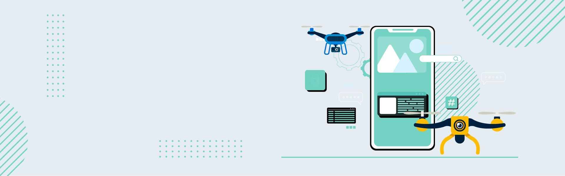 Mobile Apps and Useful Tips to Protect Your Drone From Crashes or Minimize the Harm