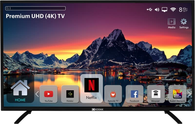 Kodak 55 inch Ultra HD 4K LED Smart TV EMI