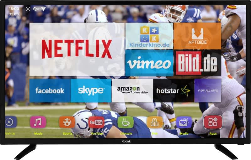 Kodak 40 inch Full HD LED Smart TV EMI