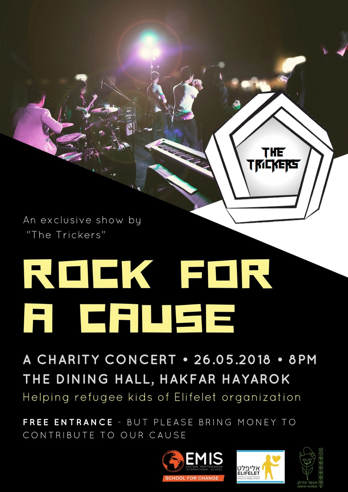 Rock for a Cause