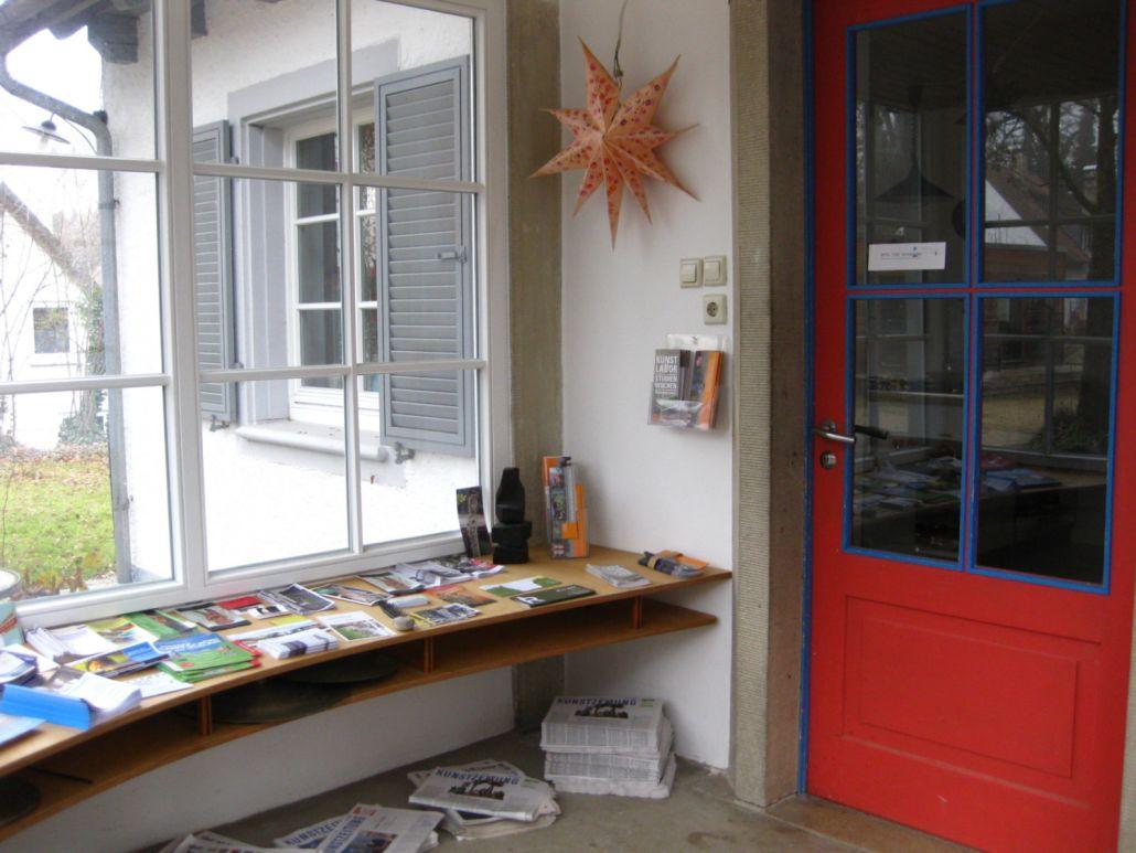 Ateliers und Ausstattung - Edith Maryon Kunstschule Freiburg