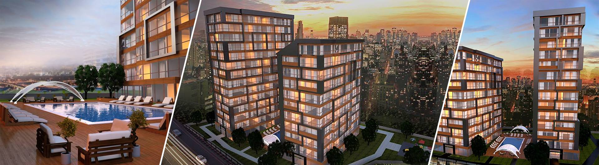 MTB İnşaat - Fatih Yıldız İnşaat East Park Residence Konut Projesi arkaplan