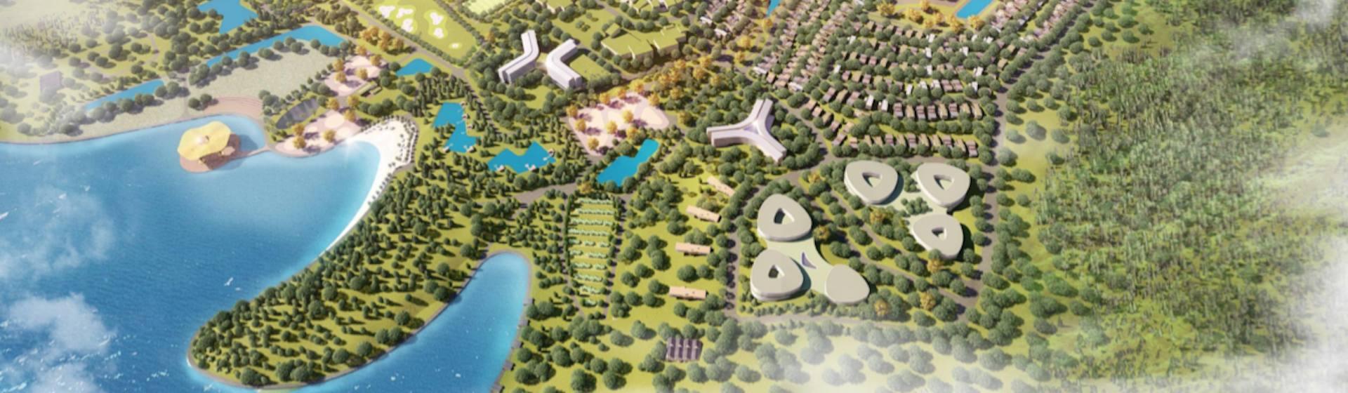 Nef  Nef City 82 Konut Projesi arkaplan