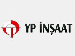 YP İnşaat A.Ş. Logo