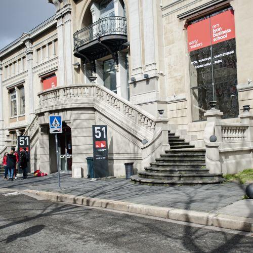 Campus St Étienne