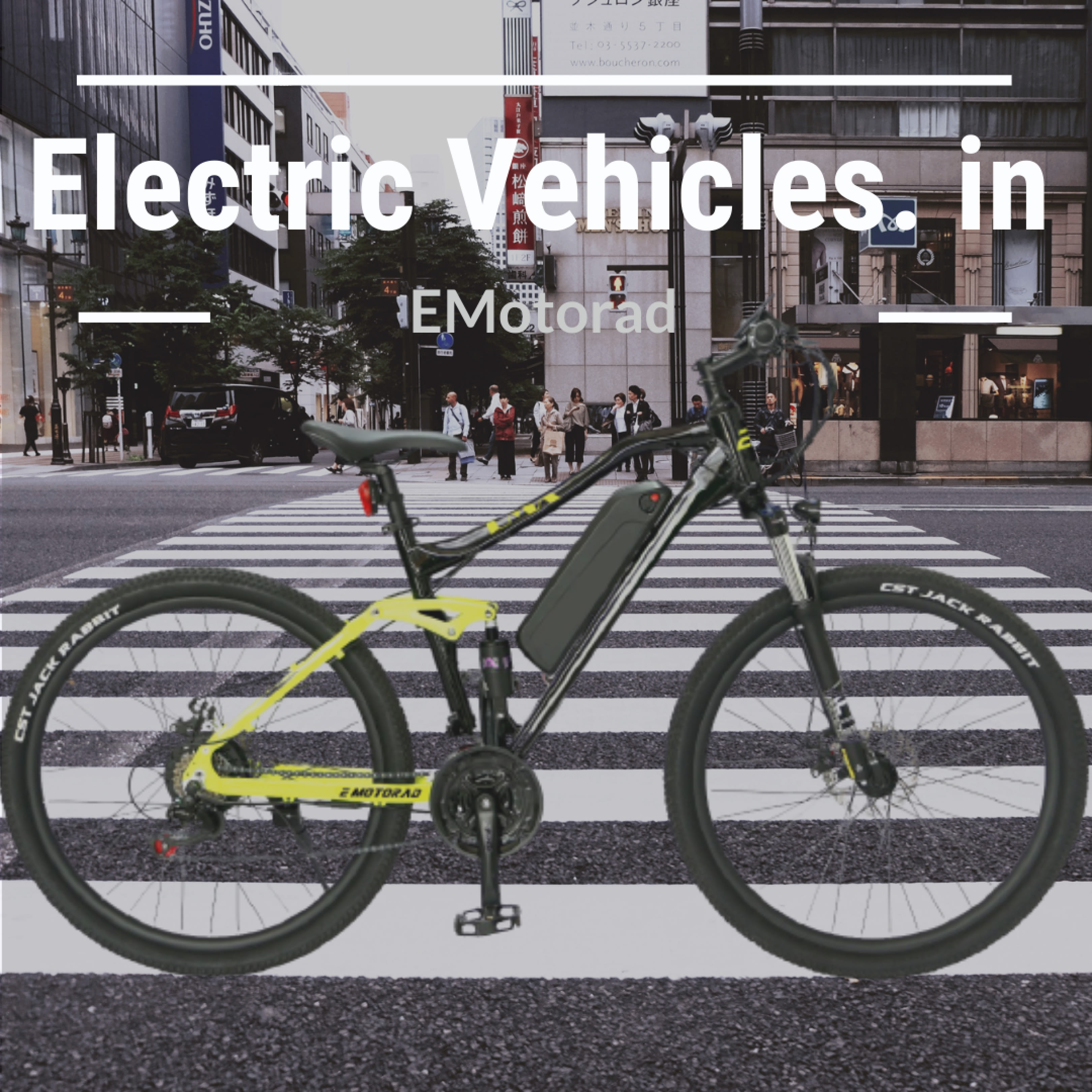 Electric Vehicles.in