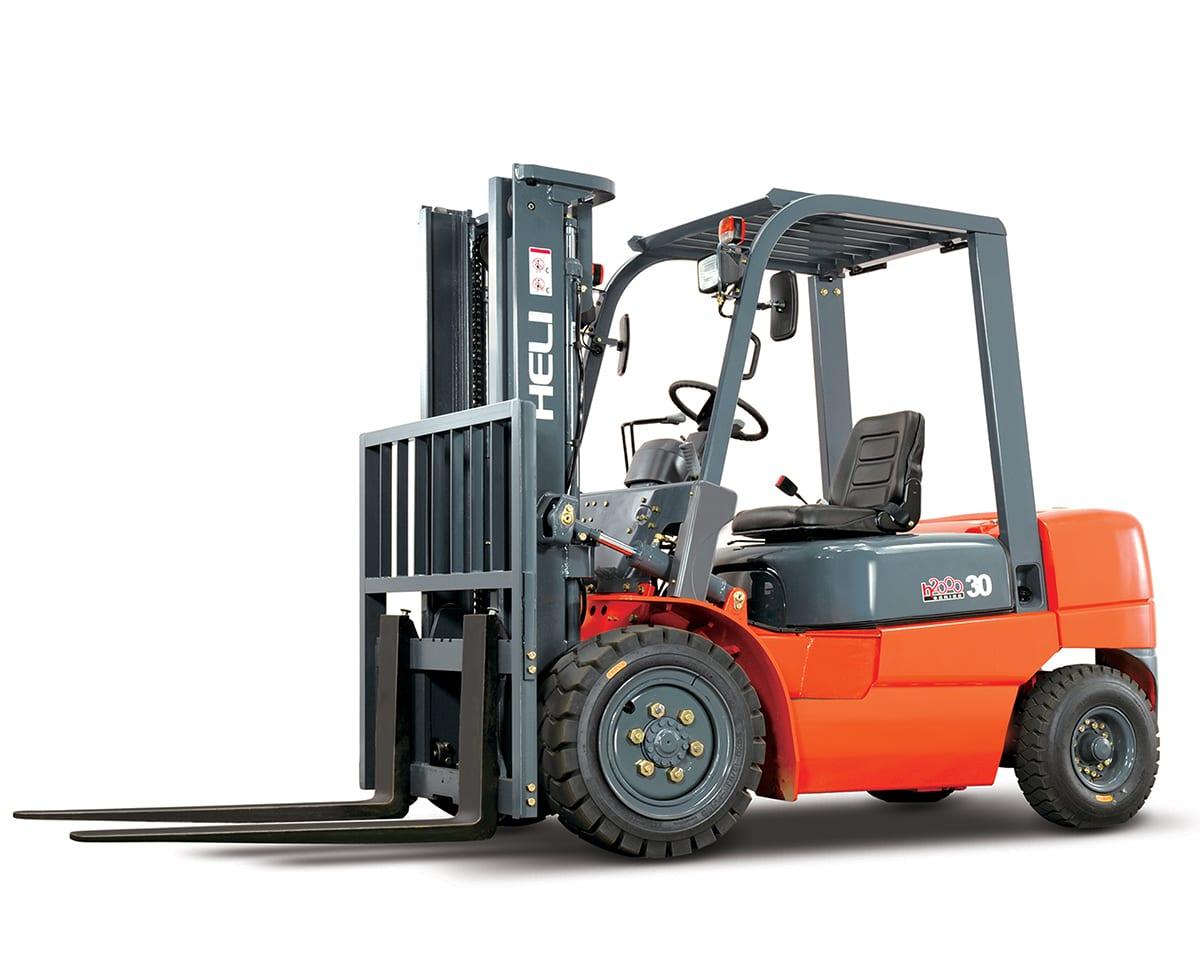 Série H2000 - Diesel / GPL