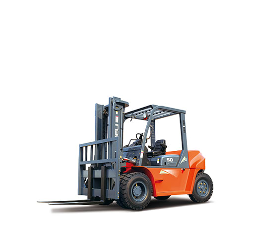 Empilhador Diesel-GPL de 5 a 10 T