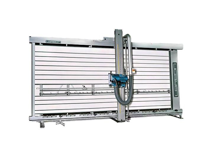 Maquinas de Corte Vertical de Madeira