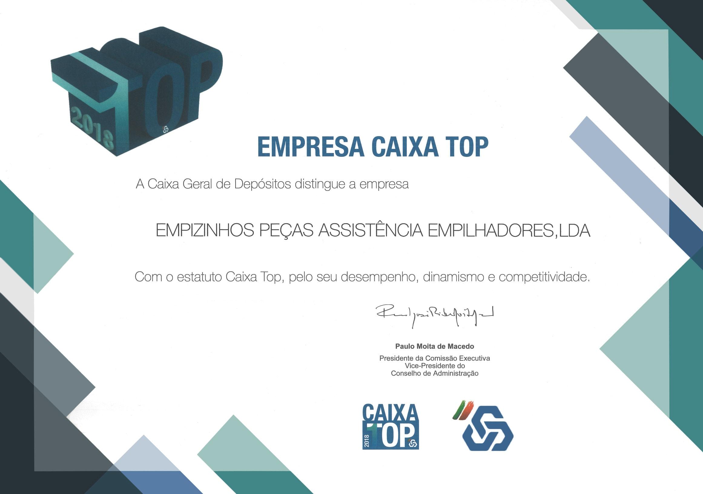 Certificado CGD