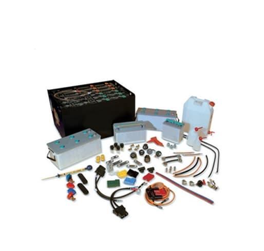 Baterias e Componentes