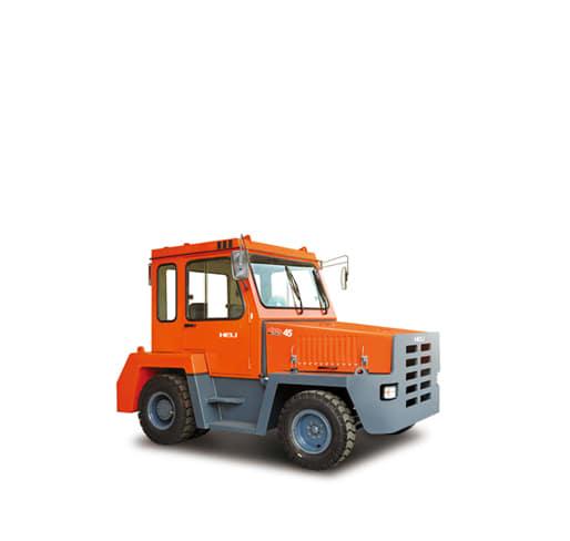 Trator de Reboque | de 35 a 50 T