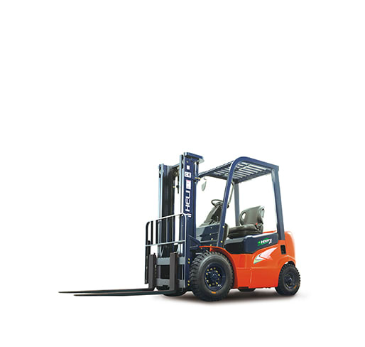 Empilhador Diesel-GPL de 1 a 3.5 T