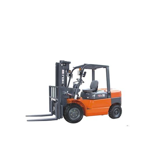 Empilhador Diesel-GPL de 4 a 5 T
