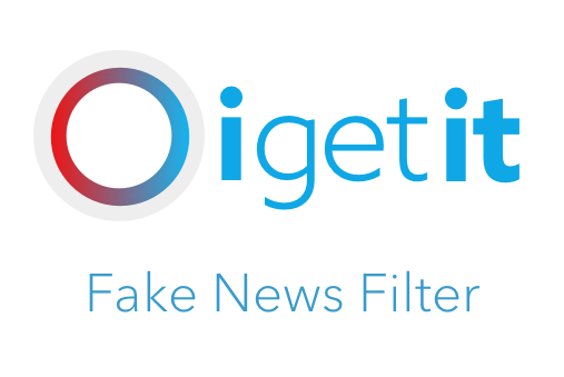 Oigetit Fake News Filter  Logo