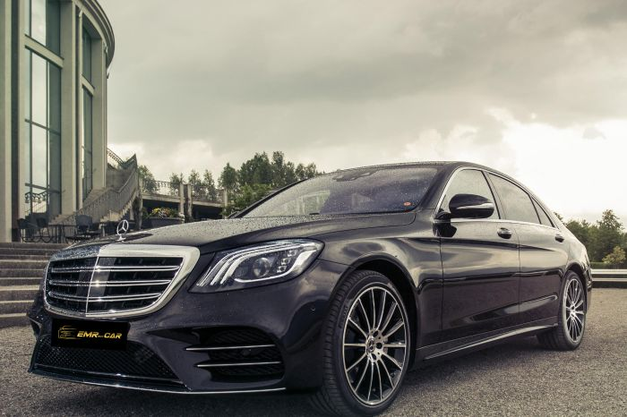 Mercedes E350 4MATIC 2013