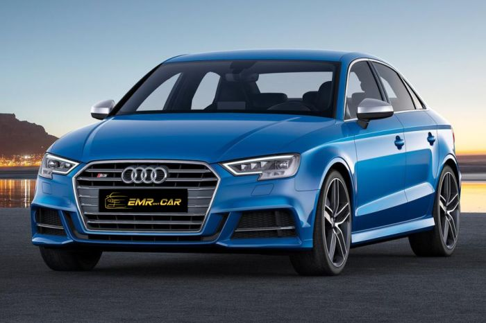 Audi A3 Sedan 2017