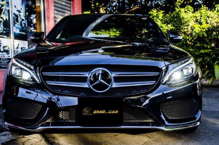 Mercedes C180 AMG 2015