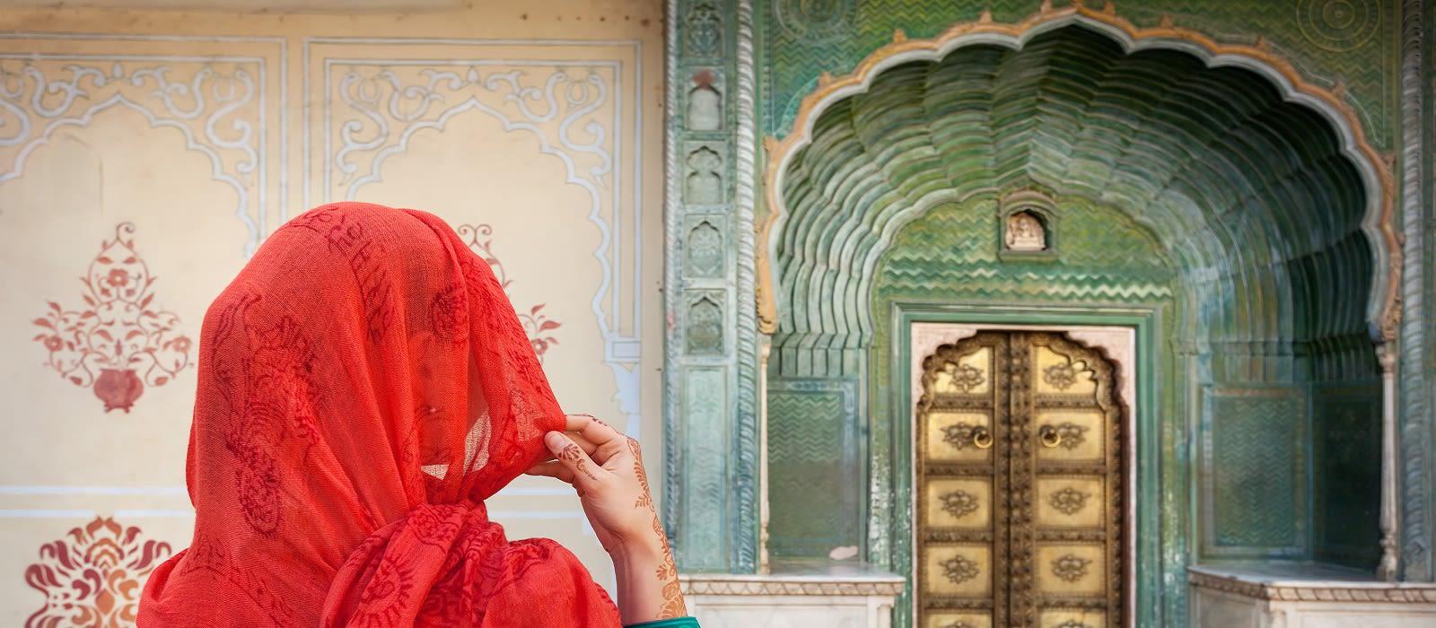 Reiseziel Jaipur Nordindien