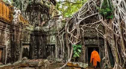 Destination Siem Reap in Cambodia