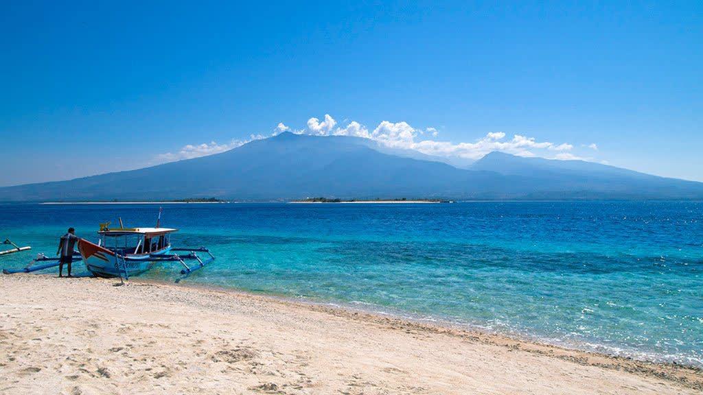 Gili Kapal East Lombok