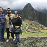 Virginia Takenaga Traveled with Enchanting Travels to Peru