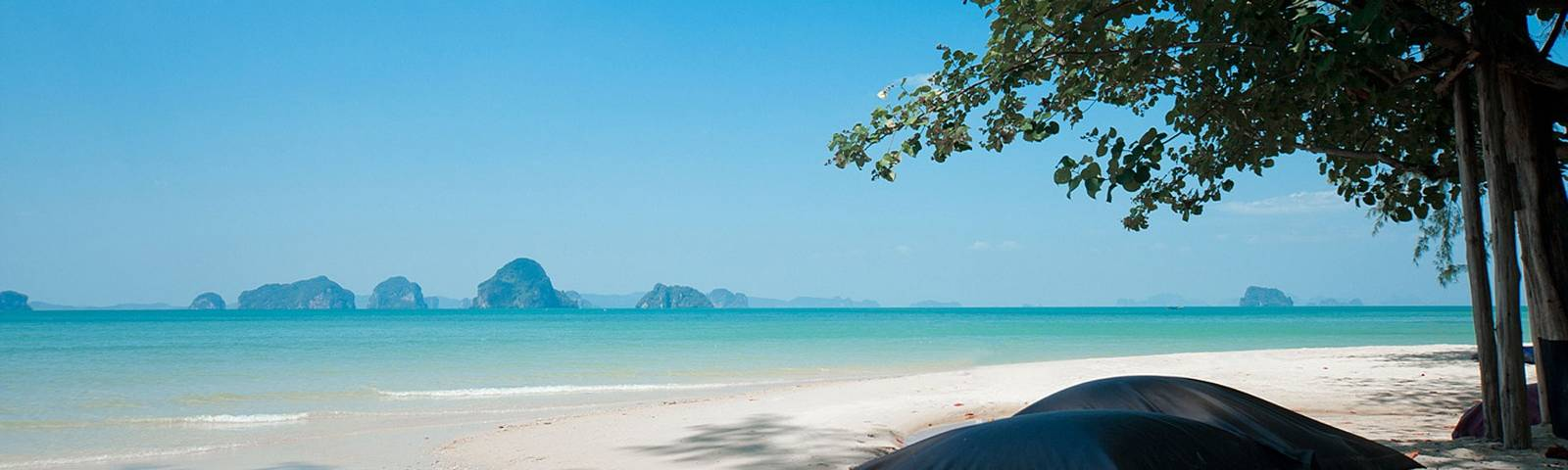 Enchanting Travels -  Thailand Reisen -  Tubkaak Boutique Resort - Strand