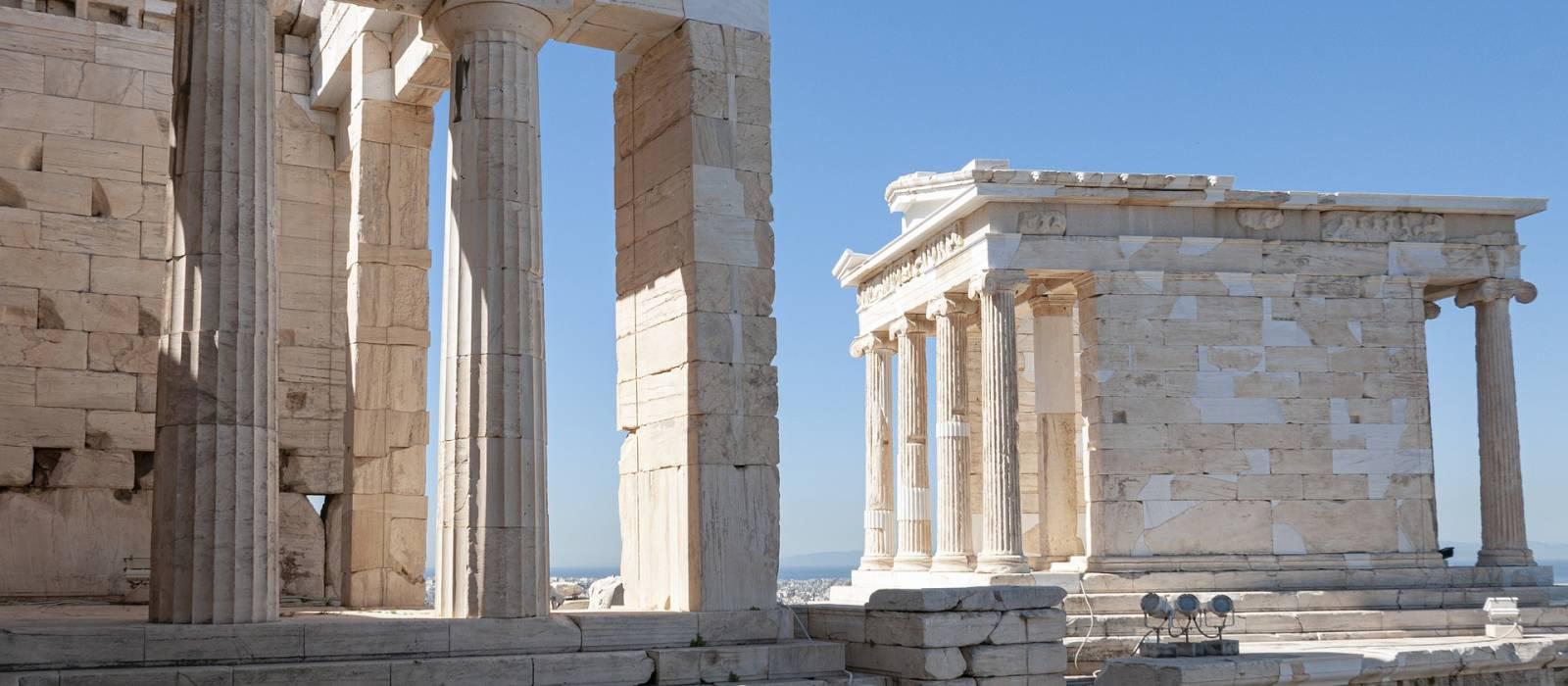 Griechenland Sehenswürdigkeiten - Athen