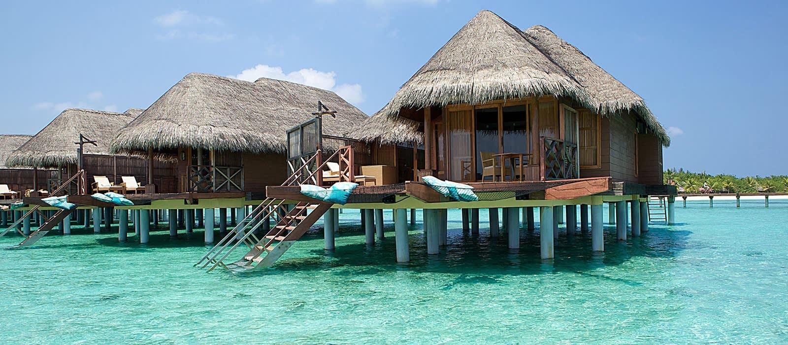 Kanuhura Resort in Malediven
