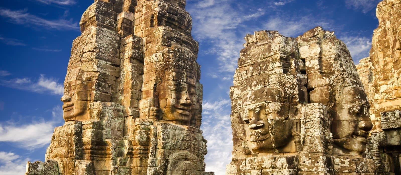 Kambodscha Sehenswürdigkeiten: Angkor Wat