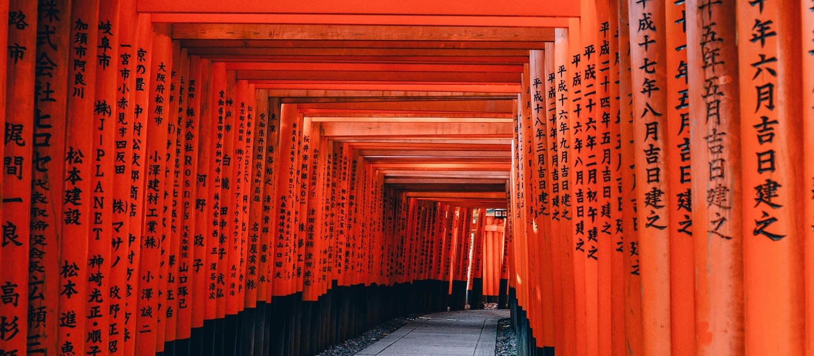 Enchanting Travels Japan Tours Kyoto architecture - best time to visit Japan